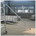 Scaffolding outrigger,Stabilizer