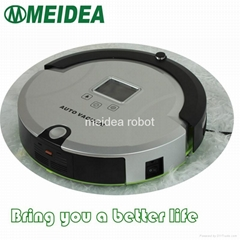 intelligent auto vacuum robot cleaner