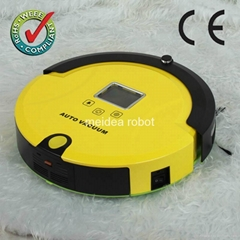 Automatic Home Intelligent Robot Vacuum Cleaner