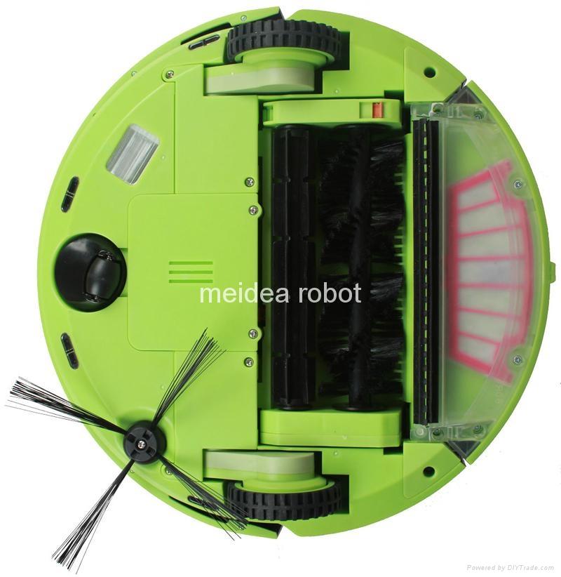robot cleaning machine