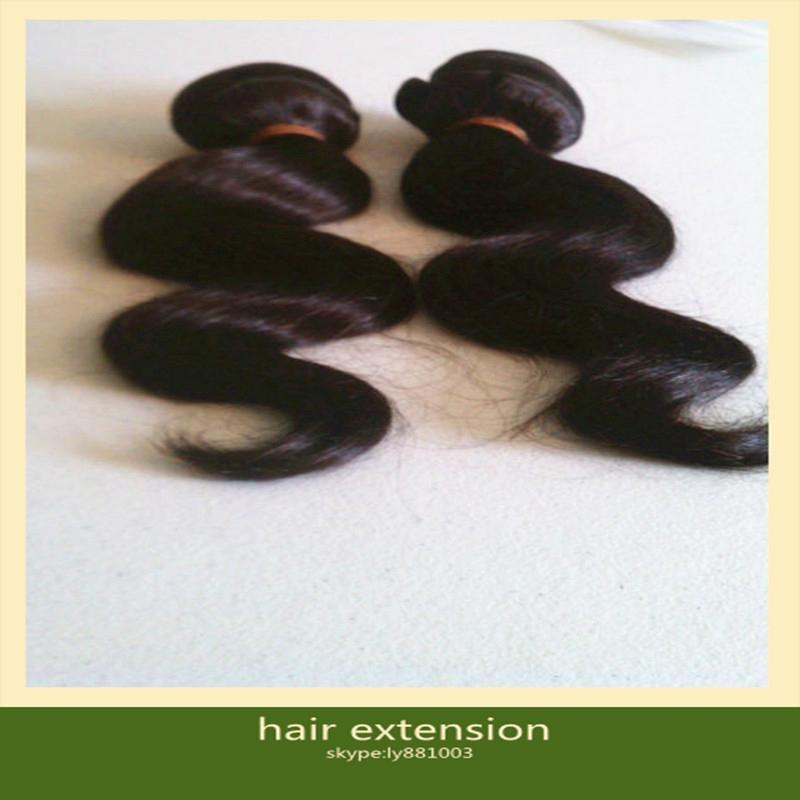 Brazilian Virgin Human Hair Extensions 1