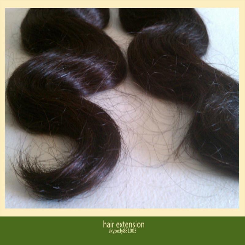 Brazilian Virgin Human Hair Extensions 2