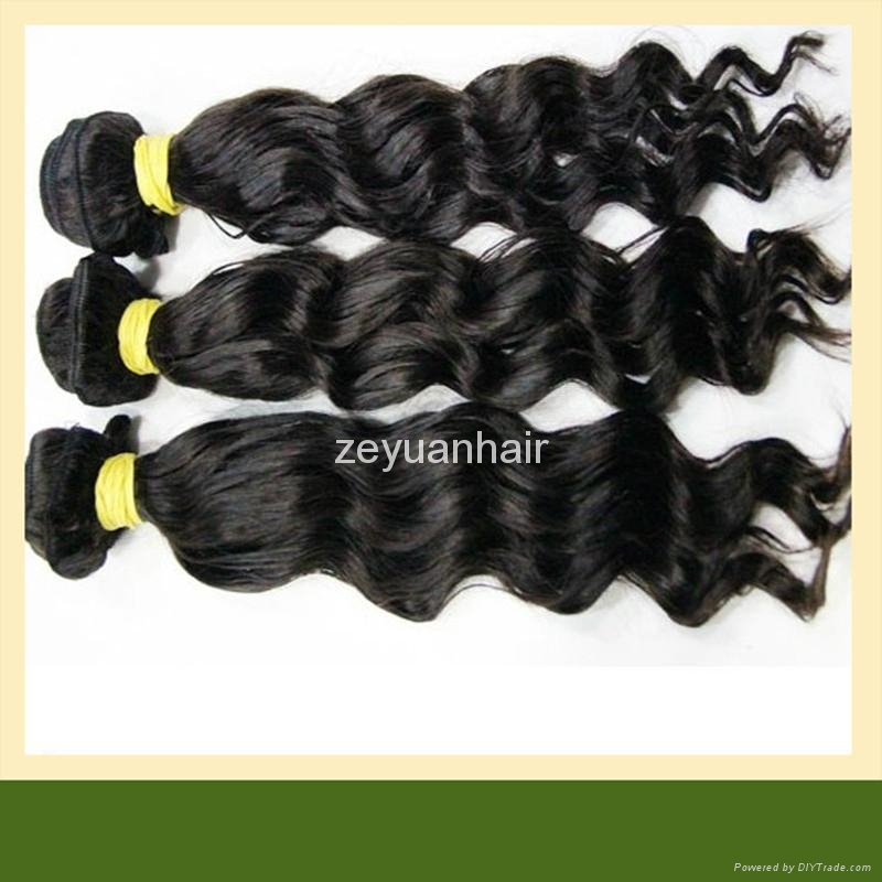 brazilian virgin human hair extensions 5
