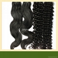 brazilian virgin human hair extensions 4