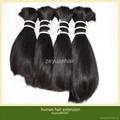 brazilian human hair bulk extensions 3