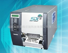 厦门东芝B-SX5T外贸条码打印机