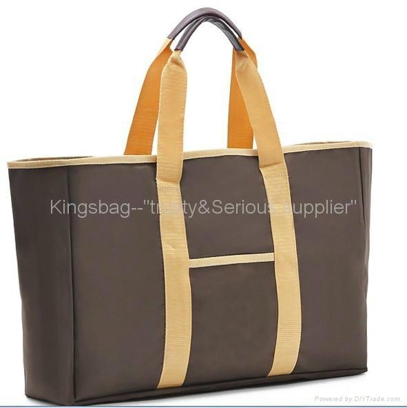 waterproof polyester beach bag,tote bag.fashion ladies bag 1