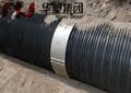 Steel band Reinforced PE Spirally
