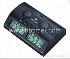 digital chess clock chess timer chess watch