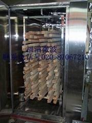 微波木材快速杀虫烘房