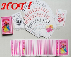 Ad. Paper Poker Playing Cards