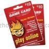 WOW Prepaid Paper Scratch Game Card