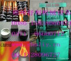 shisha charcoal briquette machine