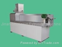 Frying Single-screw extruder machine