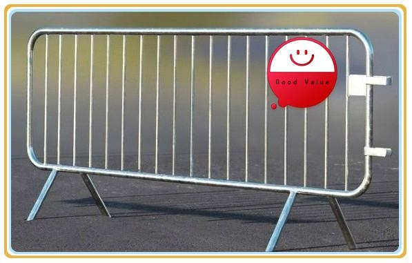 Securty and safty concrete barriers fence panel hot