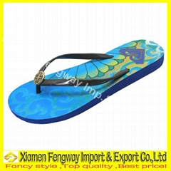Summer hot style flip flop shoes