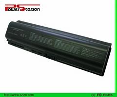 For HP DV2000 DV6000 V3000 laptop battery