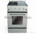 24 Inches Gas Oven with Griddle