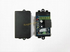12V 1 Relay Wireless remote switch, Remote Control System RS007