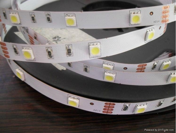 LED strip SMD 5050 30LEDS/M Bare board IP33 1