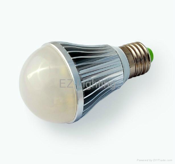 LED bulb 5W 6W E27 1