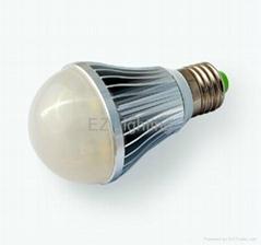 LED bulb 5W 6W E27