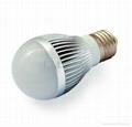 LED bulb 5W 6W E27 2