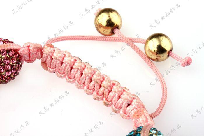 2012 Hot Sell Newest Shamballa Bracelet  JY0402SBL02 3