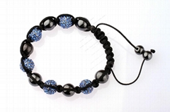 2012 Hot Sell Newest Shamballa Bracelet  JY0402SBL03