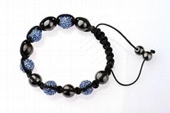 2012 Hot Sell Newest Shamballa Bracelet  JY0402SBL03