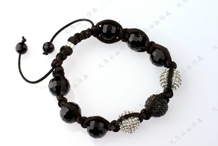 2012 Hot Sell Newest Shamballa Bracelet  JY0402SBL04 1