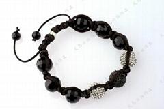 2012 Hot Sell Newest Shamballa Bracelet  JY0402SBL04