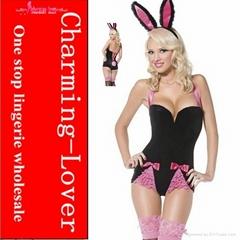 Sexy bunny costumes wholesale halloween costumes