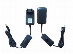 12V2A歐規英規美規開關電源