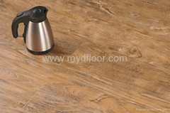 12mm laminate floor hand scrathed surface
