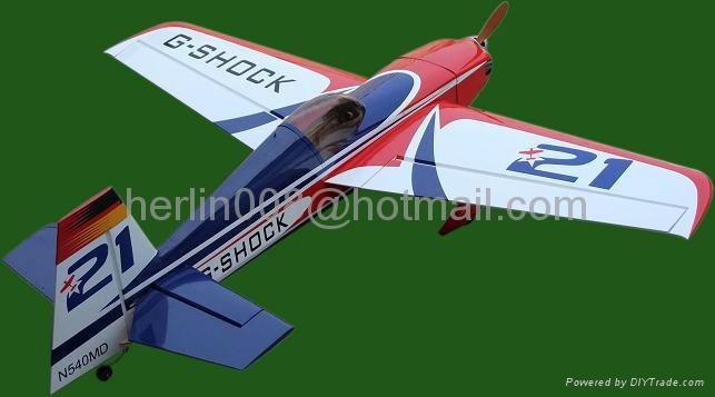 Rc Plane Edge 540 58〞 Ec 019s China Manufacturer