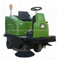 MN-XS-1150 road sweeper