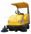 MN-XS-1550 Ride-on Sweeper