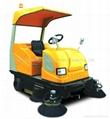 MN-I800 Sanitation Heavy Load Sweeper