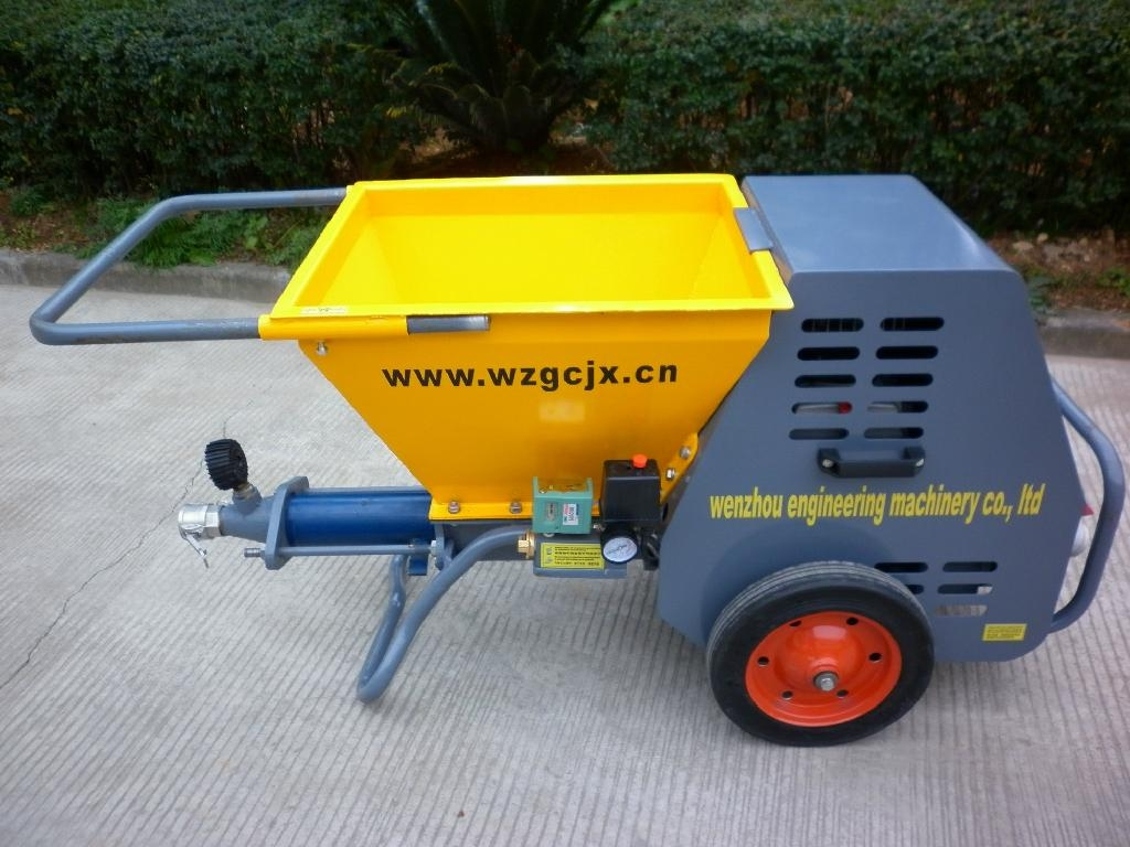 Auto plastering machine for wall JP40 I wengong China