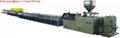 PVC profile Extrusion Line  1