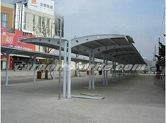 outdoor hdpe canopy awning and carport
