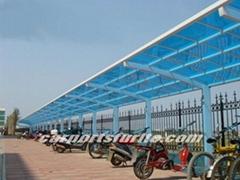 Aluminum Car Parking Equipment