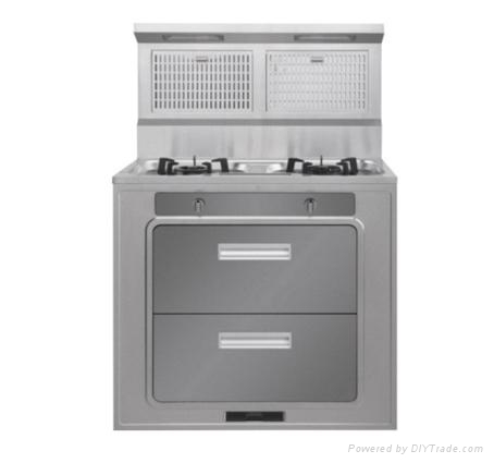 Integral environmental-protection cooker,stoves gas cookers 1