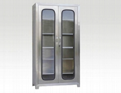 C-1 Stainless Steel Instrument Cabinet
