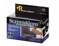 screen lens cleaning wipe