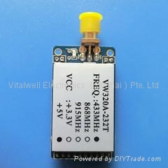 VW320A Series Wireless Module