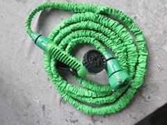 25ft 可伸縮花園水管