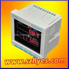 LED digital panel energy meter DEM8900