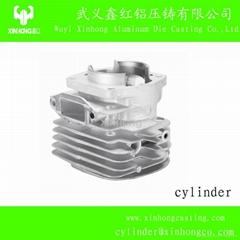 China gasoline chain saw spare parts
